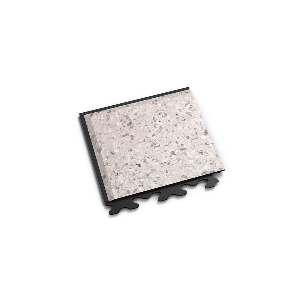 Nájazdový roh k podlahe Fortelock Solid s imitáciou kamienkov
