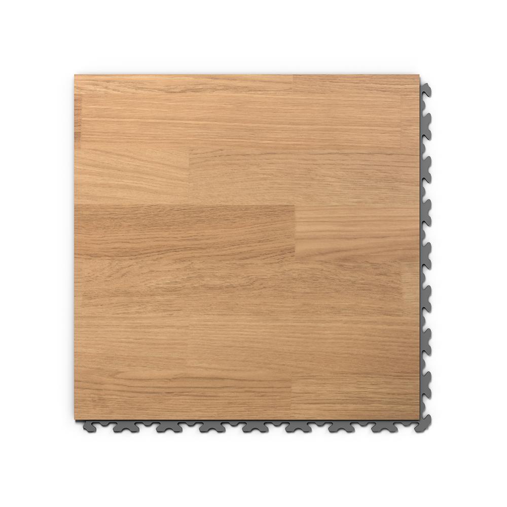 Kvalitná a odolná podlaha Fortelock s imitáciou dreva