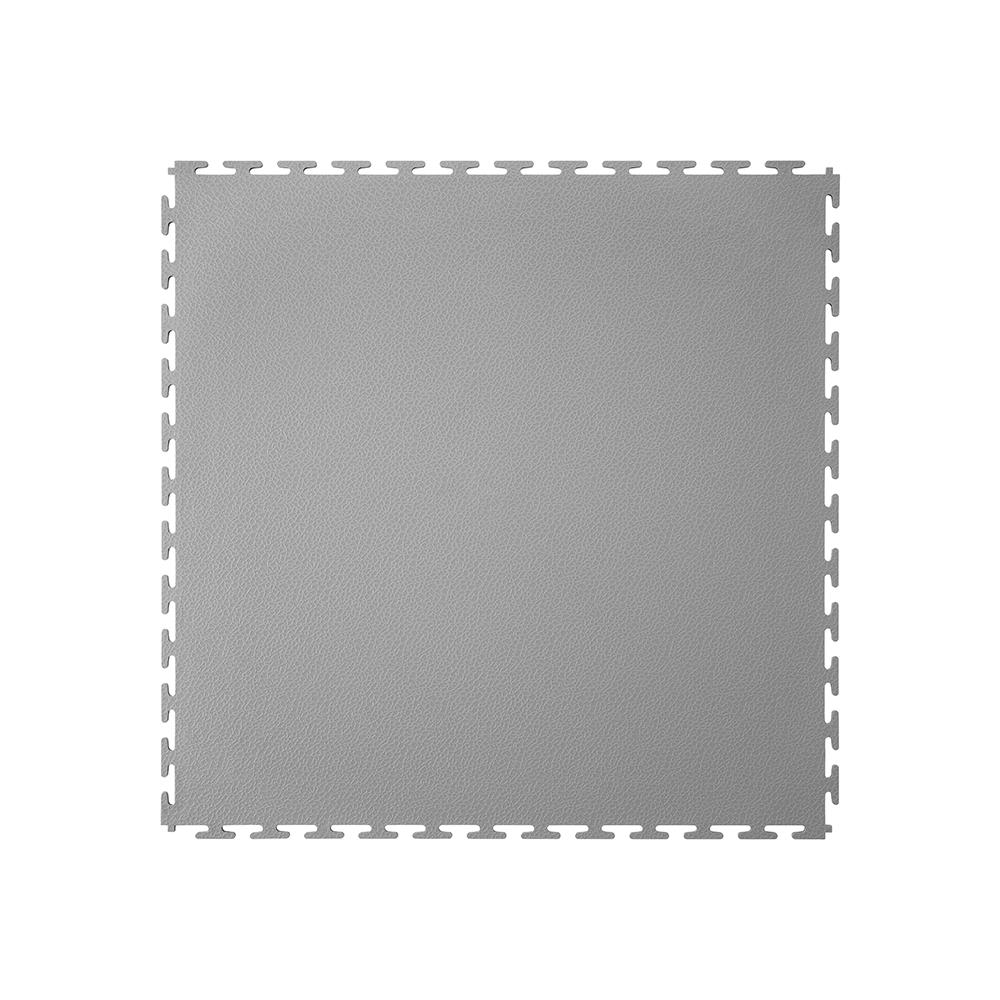 Kvalitná a odolná sivá podlaha Ecotile E500 (5 mm)
