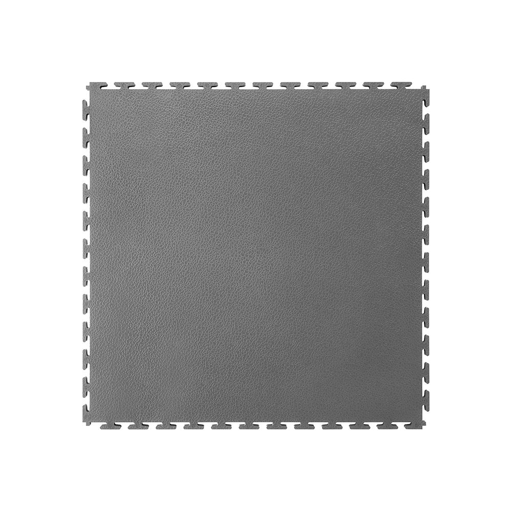 Kvalitná a odolná tmavo sivá podlaha Ecotile E500 (10 mm)