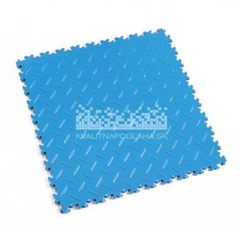 Kvalitná a odolná svetlo modrá podlaha Fortelock Industry (7 mm)