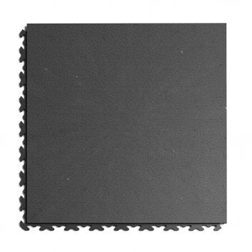 Kvalitná recyklovaná a odolná sivá podlaha Fortelock ECO Invisible