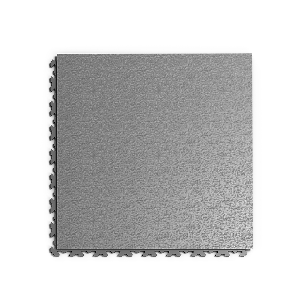 Kvalitná a odolná sivá podlaha Fortelock Invisible