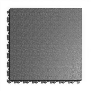 Kvalitná a odolná tmavo sivá podlaha Fortelock Invisible