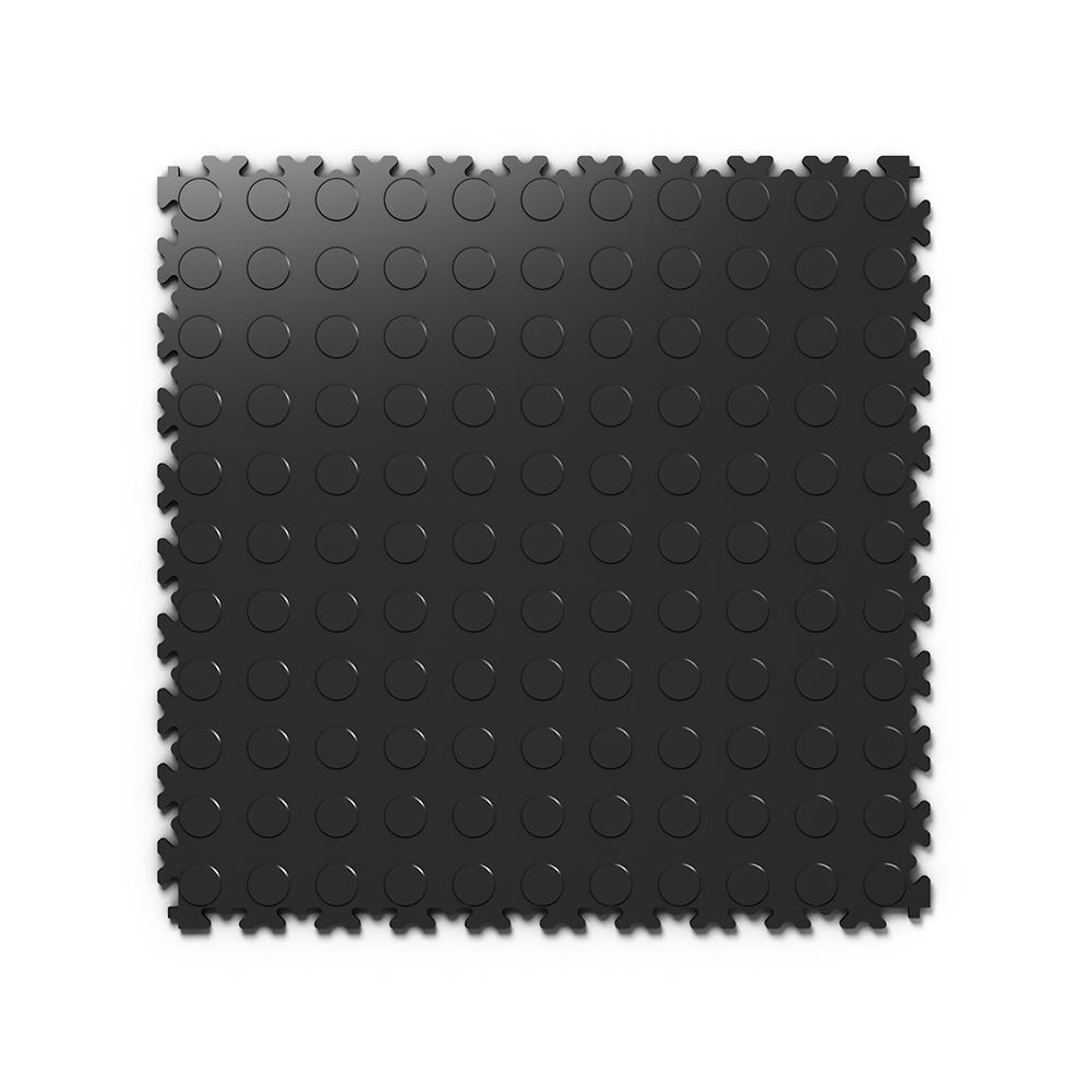 Kvalitná a odolná čierna podlaha Fortelock Light