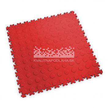 Kvalitná a odolná červená podlaha Fortelock Light