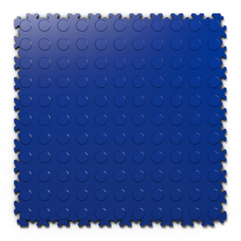 Kvalitná a odolná modrá podlaha Fortelock Light