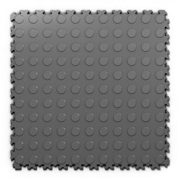 Kvalitná a odolná tmavo sivá podlaha Fortelock Light