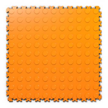 Kvalitná a odolná oranžová podlaha Fortelock Light