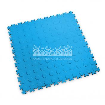 Kvalitná a odolná svetlo modrá podlaha Fortelock Light