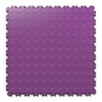 Kvalitná a odolná fialová podlaha Fortelock Light