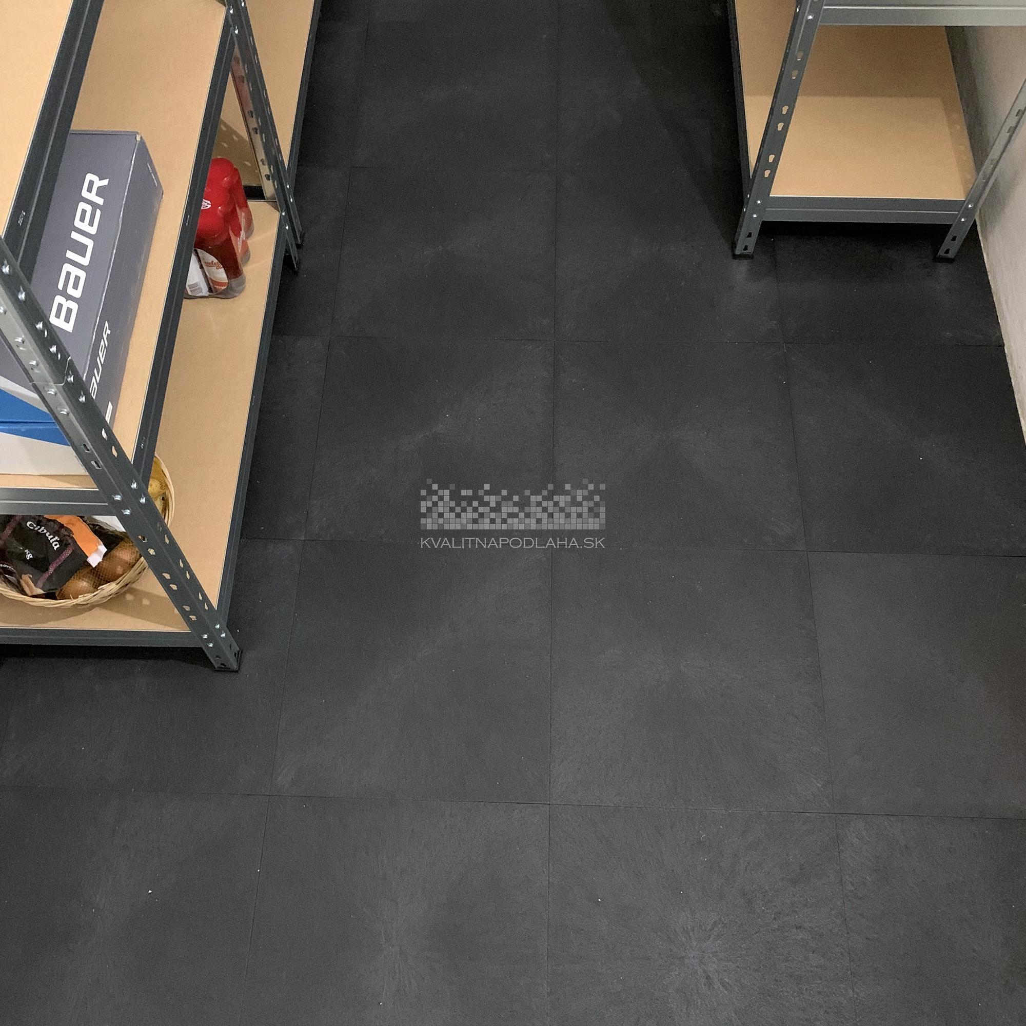 Podlaha do pivnice Fortelock Invisible so skrytými zámkami