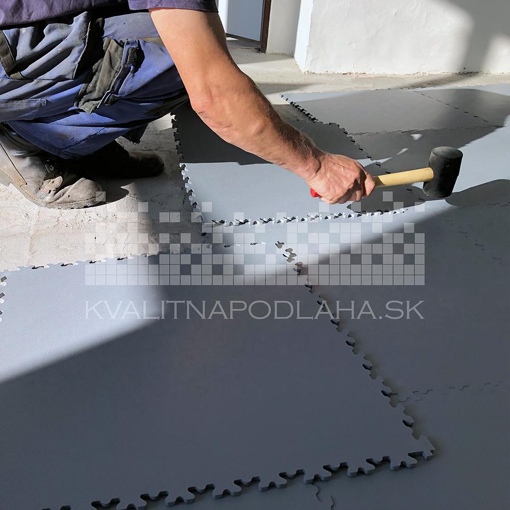 PVC podlaha vhodná do kancelárie